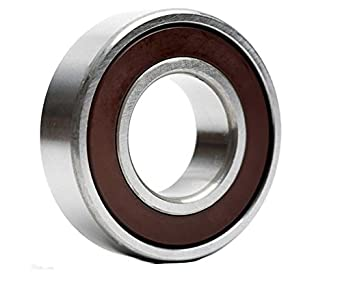 6002-2RS rubber seal bearing 6002 rs ball bearings 6002rs ABEC1 C3 Qty. 2