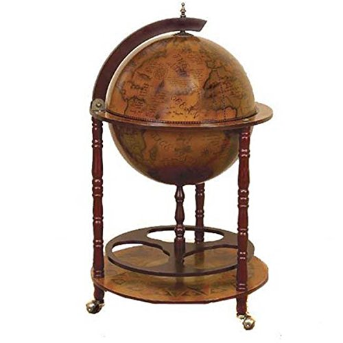 antique globe italian - 9