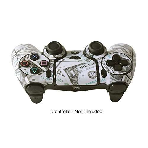 PS4 Controller Designer Skin for Sony PlayStation 4 DualShock Wireless Controller - Big Ballin