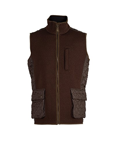 Dale of Norway Herren Westen Jeger Knittshell Vest WP