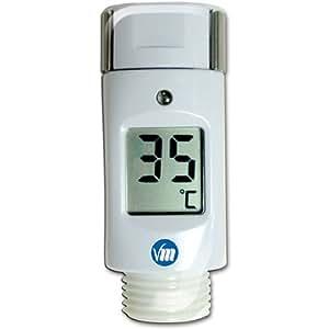 Thermoshower VM 10A - Termómetro para alcachofa de ducha