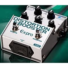 EX-Pro DISTORTION & BOOSTER