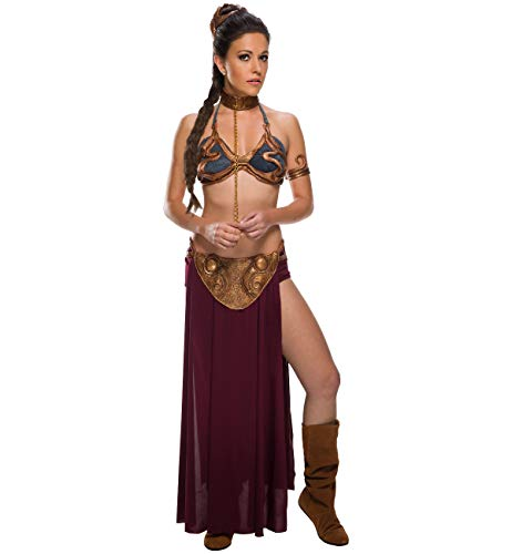 Rubie's Princess Leia Slave Adult Costume - Small]()