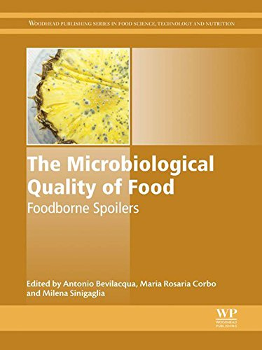 The Microbiological Quality of Food: Foodborne Spoilers (Woodhead Publishing Series in Food Science, Technology and Nutrition) ()