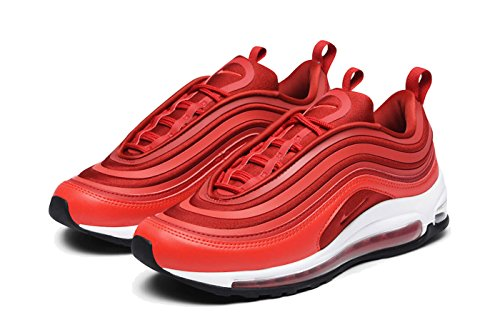Gym Speed '17 Red W UL 97 Nero de Air Chaussures Max Black Femme Gymnastique 601 Red Rouge Nike Uw7q6Xw