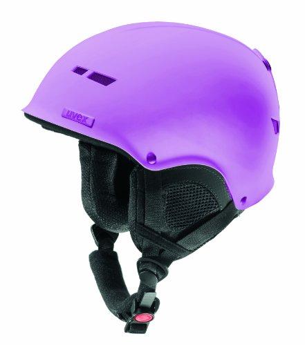 Uvex X8 Ski Helmet (Purple/Violet,Large), Outdoor Stuffs