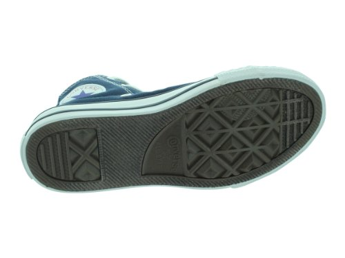 KIDS Tela CLASSIC marino en 7J236C Converse Taylor Kids Chuck azul STAR Roja Zapatos ALL nqAp6wY
