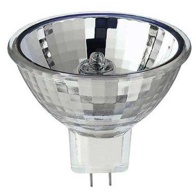 (20 Pack) SYLVANIA 54306 - 20 Watt Halogen Light Bulb - MR16 - Tru-Aim - BAB Flood - Glass Face - 2,000 Life Hours - 12 Volt