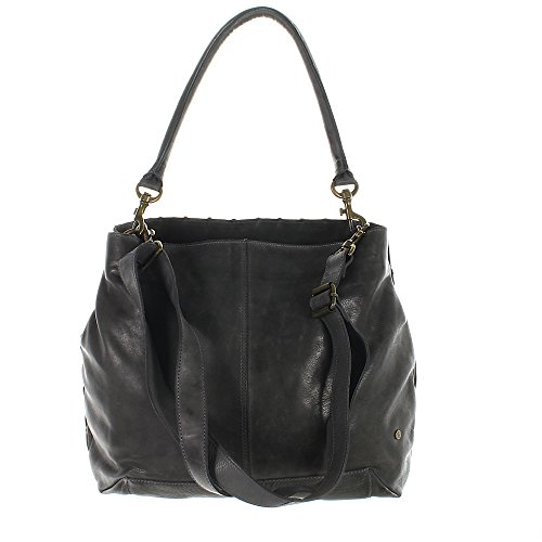 Another Bag, Borsa a mano donna grigio Grau