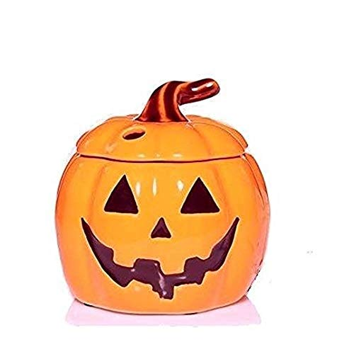 Yankee Candle Halloween Jack O Lantern Pumpkin Tart Warmer Electric -