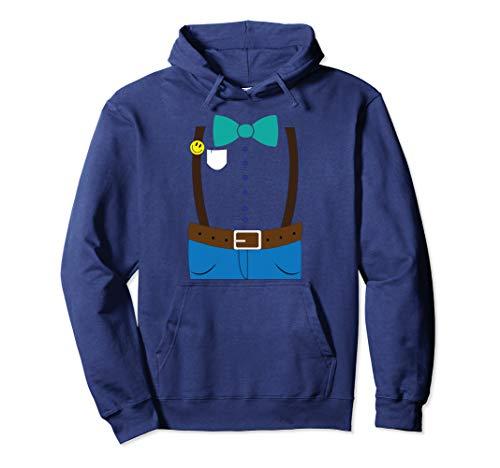 Nerd Costume Halloween Hood | Cute Dork Geek Son Gamer -
