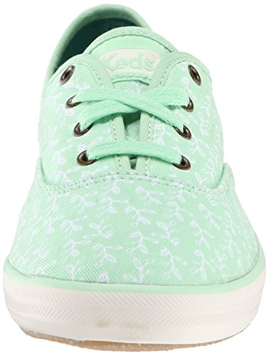 Sneaker Green Botanical Leaves Champion Fashion Mint Keds Women's xnwPqX50