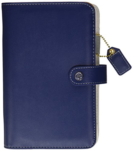 Webster's Pages Navy Personal Planner Binder (WPCP001-NV)