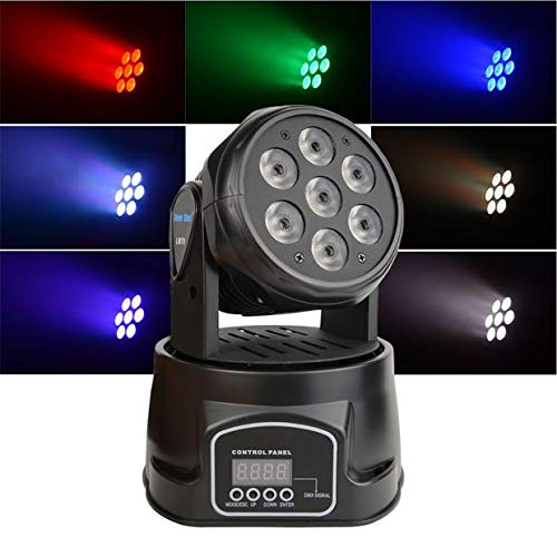3 Color Led Moving Head Light in US - 6