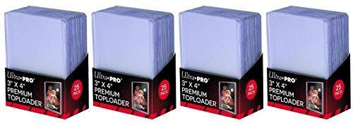 Ultra Pro Top Loaders - Ultra Pro 3