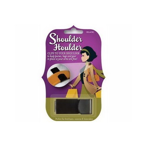 Shoulder Houlder Purse Strap Holder (Garden Diaper Holder)