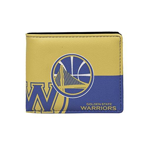 (NBA Golden State Warriors Bi-fold Wallet )