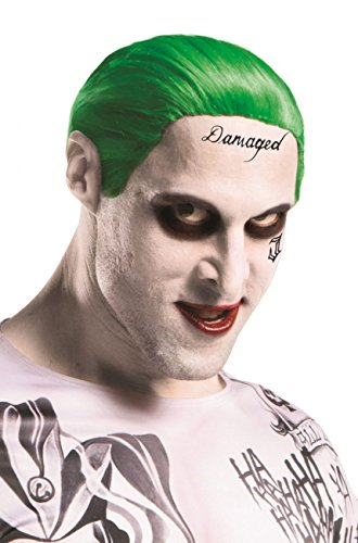 [Suicide Squad Joker Makeup Kit Jared Leto] (80s Costume For Kids)