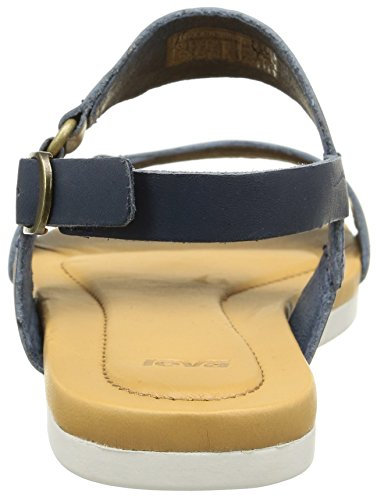 Avalina Navy Sandal Women Leather 10 Teva 4YxdSqzY