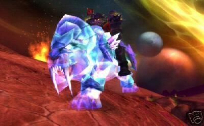 Spectral Tiger In Game Mount Unscratched Loot Card World of Warcraft Collecti...