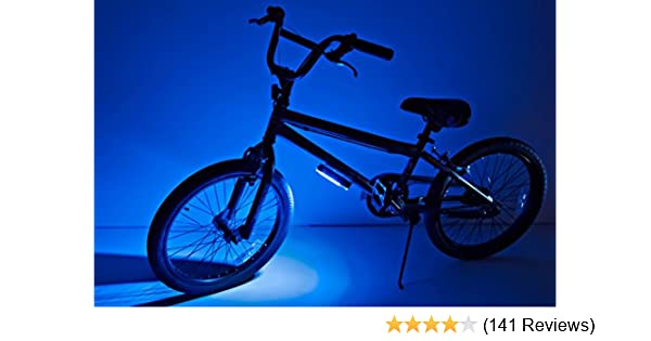 Bicycle Light Reviews >> Amazon Com Brightz Gobrightz Led Bicycle Frame Accessory Light