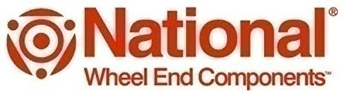 Toyota Tercel Wheel Bearing - National 223830 Rear Wheel Seal