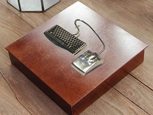 Caixa Decorativa, Engenharia da Computação, Imbuia, Sarquis Samara
