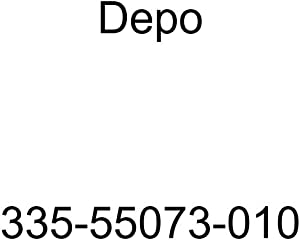 DEPO 335-55073-010 Replacement Engine Cooling Fan Assembly (This product is an aftermarket product. It is not created or sold by the OE car company)