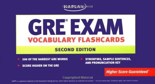 Pdf Test Preparation GRE Exam Vocabulary Flashcards