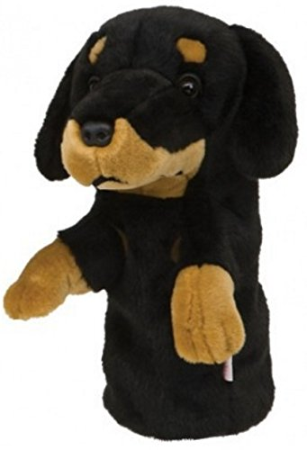 (Daphne's High Quality Golf Headcovers 460cc Dachshund)