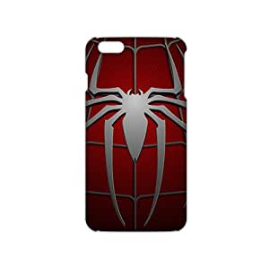 Angle-Store Spider man spider sign 3D Phone Case for iPhone 6