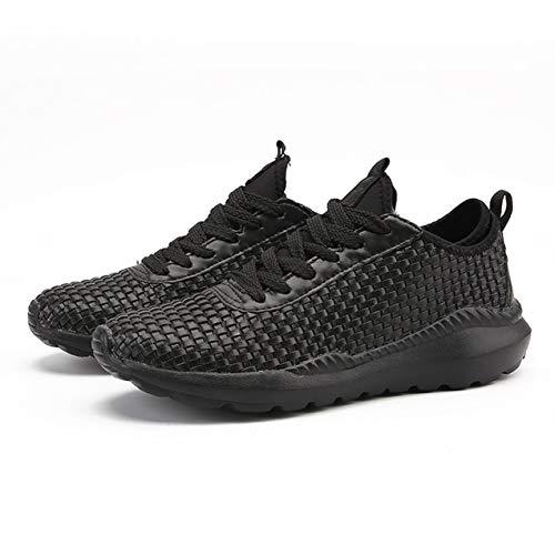 dérapant Sport à de résistant Respirant Chaussures Mode Sport pour Tresse Hommes Baskets Anti de Chaussures Course l'usure Souple Le Jogging qt5zqw
