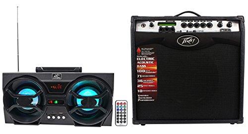 Watt Amplifier 30 Combo (Peavey Vypyr VIP 3 100 Watt 12