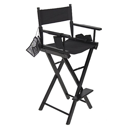 Makeup Artist Director's Chair Light Weight and Foldable Professional by BEC