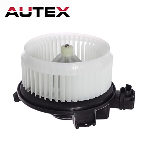 - AUTEX HVAC Blower Motor Assembly Compatible with Acura MDX RDX TL TSX,Buick Lucerne,Cadillac DTS,Dodge Avenger Caliber,Ford Edge Fusion,Honda Accord CRV 2007-2014 Blower Motor 700203