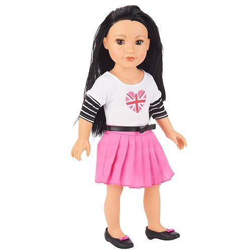 Toys 'R' Us Journey Girls 18 inch London Doll - Callie
