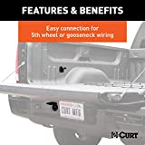CURT 56071 7-Foot Vehicle-Side Truck Bed 7-Pin