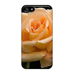 New PC Hard Case Premium Case For Samsung Galsxy S3 I9300 Cover Skin Case Cover(great Orange Rose)