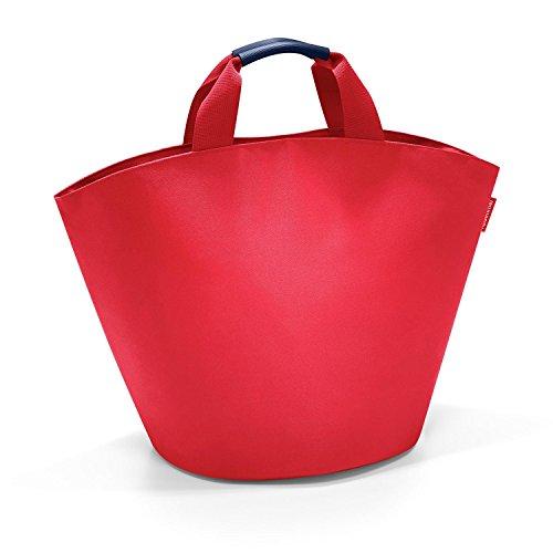 Reisenthel BM3004 Einkaufstasche, ibizashopper, rot Rot