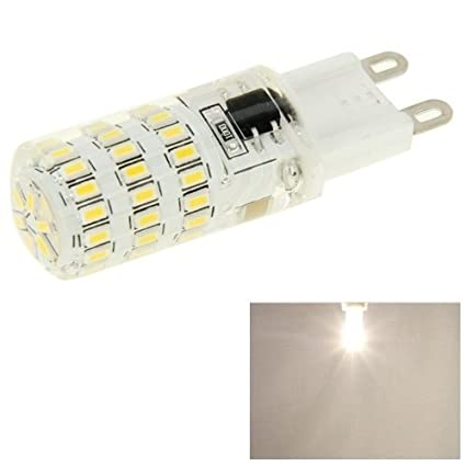 AC 220V SKU : S-LED-4528WW Wangqianli G9 3W White Light 300LM 45 LED SMD 3014 Corn Light Bulb