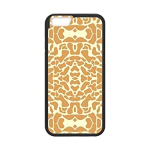 Cool Generic Custom Personalized Design Vintage Giraffe Plastic and TPU(Laser Technology)Case Cover for iPhone6