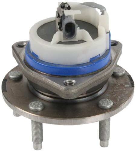 OES Genuine Wheel Hub Assembly Includes ABS Sensor