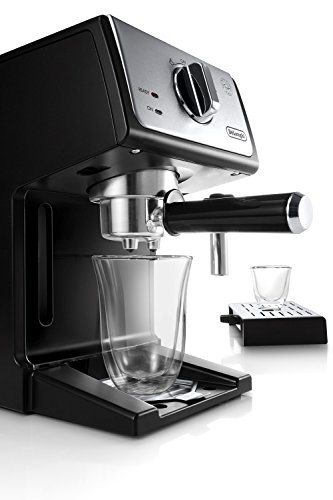 Delonghi Coffee Maker Manual : DeLonghi ECP3220 Espresso Cappuccino Maker Manual Frother 37 oz. Capacity by DeLonghi 11street ...