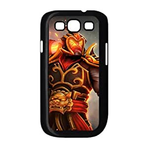 Samsung Galaxy S3 9300 Cell Phone Case Black Defense Of The Ancients Dota 2 EMBER SPIRIT 004 LWY3506450KSL