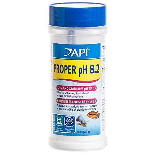 API Proper PH 8.2 Aquarium Water pH adjuster, 160 Gram Jar