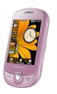 Samsung C3510 Genoa Unlocked Quad-Band Touchscreen Phone with Camera, Bluetooth, MP3 and MicroSD Slot - Unlocked Phone - International Version - Sweet Pink