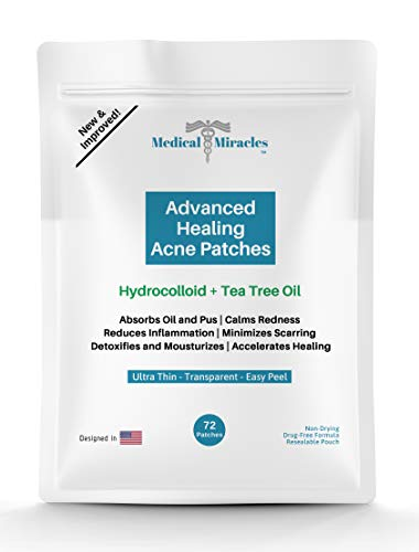 Maximum Strength Hydrocolloid Acne