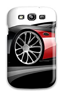 Galaxy S3 Case Cover With Shock Absorbent Protective GuYHzWl4691iNMJh Case