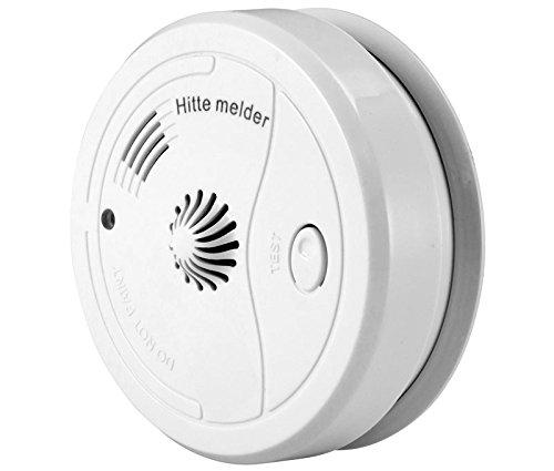 Detector de calor con alarma al pasar de 57º: Amazon.es: Industria, empresas y ciencia