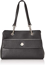 Chaps 460735193001 Erinn Satchel, Medium, Negro
